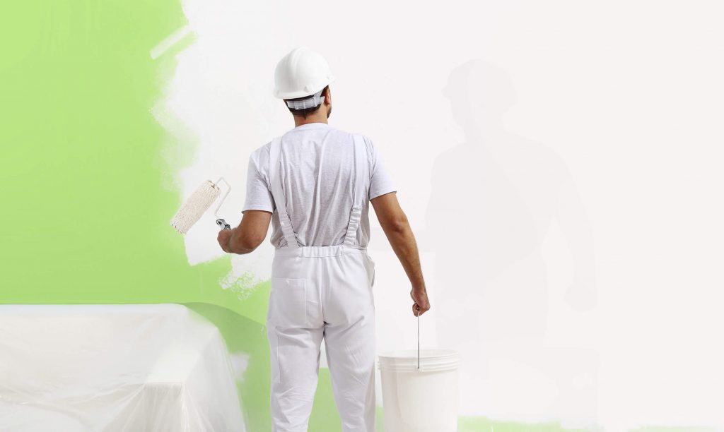 Quality Services Image of painter and decorator